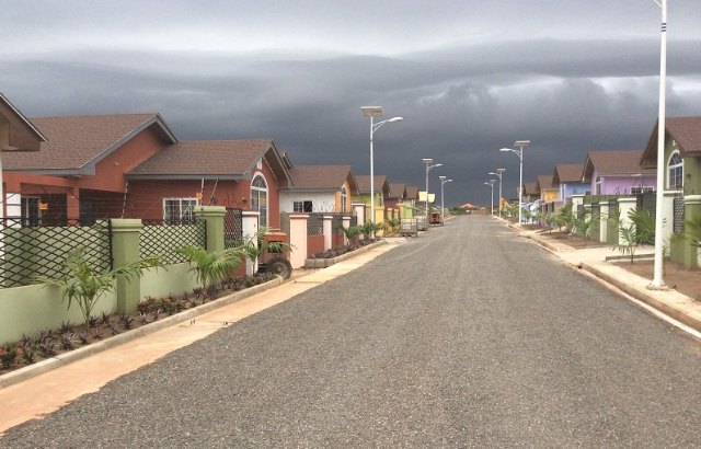 Government establishes affordable housing schemes for Ghanaians