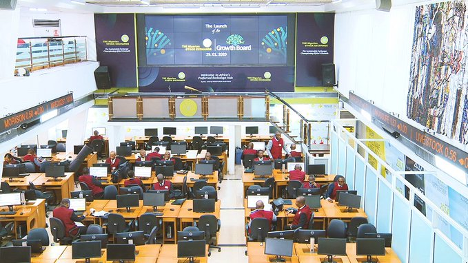 Stock market reopens, upbeat as index rises by 0.80%