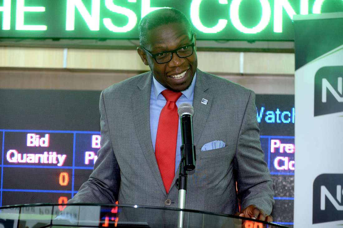 Central bank seeks identity of major NSE gold traders