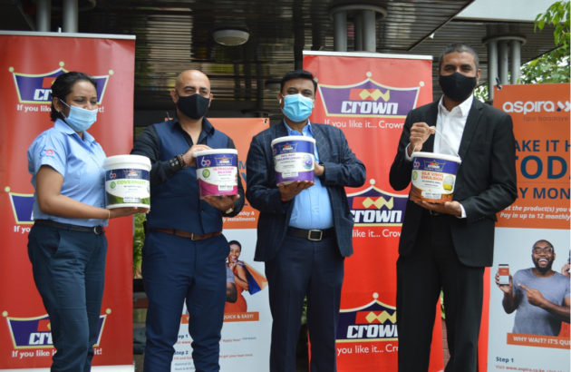 Crown Paints issue oversubscribed by 13.7pc