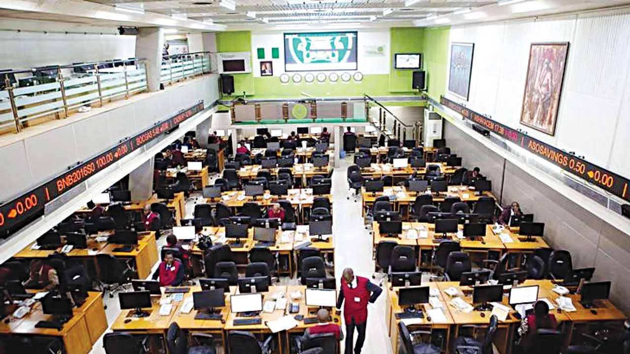 Nigeria bourse rebounds with N7.9bn gains on interests in MTN, Total, FBN Holding