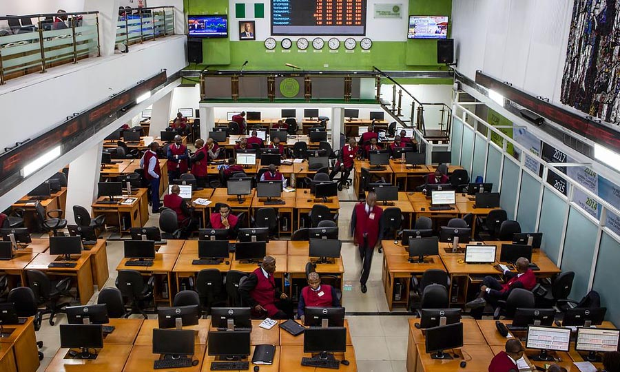 NGX closes mildly negative from mixed trading with market cap at N19.72trn