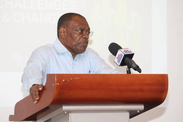 Government must recuse itself in management of National Development Bank – Report
